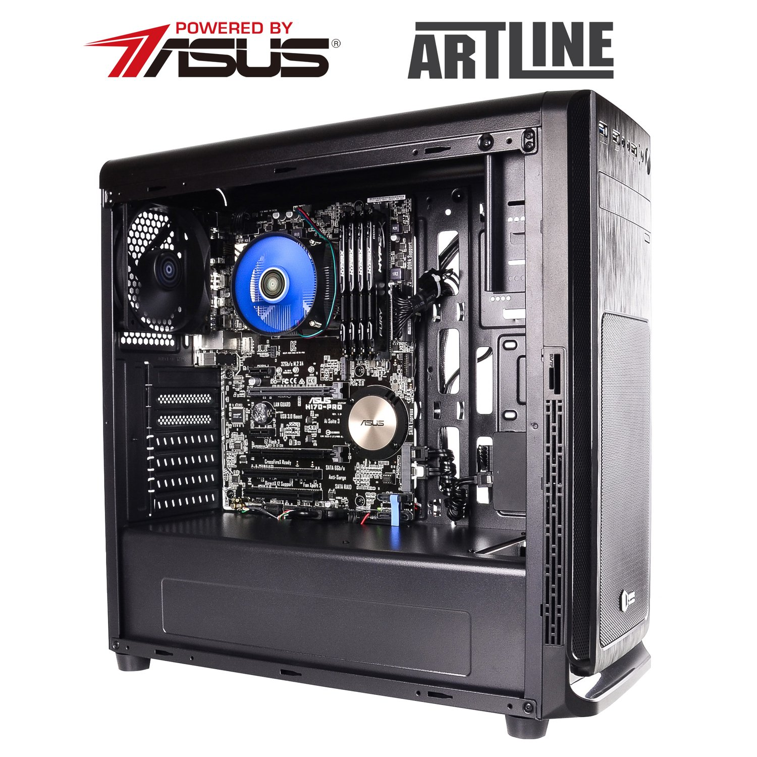 Сервер ARTLINE Business T19 (T19v12)