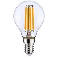 Лампа светодиодная OSRAM LED STAR E14 5-60W 4000K 220V P45 FILAMENT
