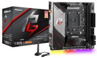 Материнська плата ASRock X570 Phantom Gaming-ITX/TB3