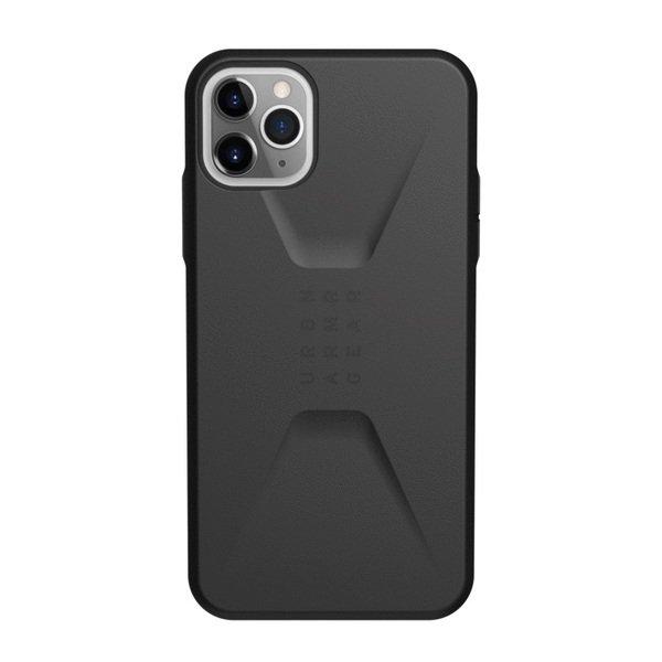 Чехол UAG для iPhone 11 Pro Max Civilian Black
