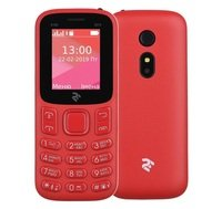 Мобільний телефон 2E E180 2019 DS Red