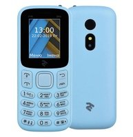 Мобільний телефон 2E E180 2019 DS City Blue