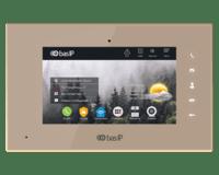 IP видеодомофон BasIP AQ-07 v4 Gold