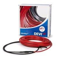 Теплый пол DEVIsnow 30T, 2х жильний нагревательный кабель 34м