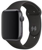 Ремешок Apple Watch 44mm Black Sport Band M/L & X/L (MU9L2ZM/A)