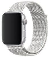 Ремешок Apple Watch 44mm Summit White Nike Sport Loop (MX822ZM/A)