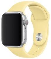 Ремешок Apple Watch 40mm Lemon Cream Sport Band S/M & M/L (MWUU2ZM/A)