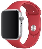 Ремешок Apple Watch 44mm (PRODUCT)RED Sport Band S/M & M/L (MU9N2ZM/A)