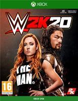 Игра WWE 2K20 (Xbox One, Русские субтитры)