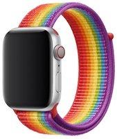 Ремешок Apple Watch 44mm Pride Edition Sport Loop (MV9T2ZM/A)