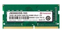 Пам'ять для ноутбука Transcend DDR4 2666 16GB SO-DIMM (JM2666HSB-16G)