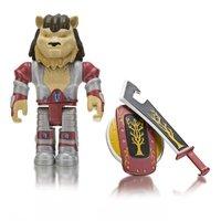 Игровая коллекционная фигурка Jazwares Roblox Core Figures Lion Knight W4 (ROG0113)