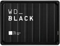 "Жесткий диск 2.5"" WD USB 3.1 P10 4TB Game Drive (WDBA3A0040BBK-WESN)"