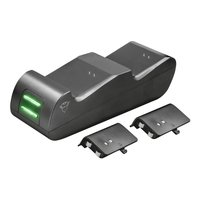 Зарядная станция Trust GXT 247 Duo Charging Dock suitable for Xbox One (20406)