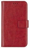"Чехол 2E для смартфонов 5.5-6""(< 145*75*10 мм) Eco Leather Red"