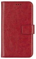 "Чехол 2E для смартфонов 6-6.5""(< 160*80*10 мм) Eco Leather Red"