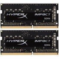 Пам'ять до ноутбука HyperX SO-DIMM DDR4 2666 16GB KIT Impact (HX426S15IB2K2/16)
