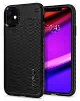 Чeхол Spigen для iPhone 11 Hybrid NX Black