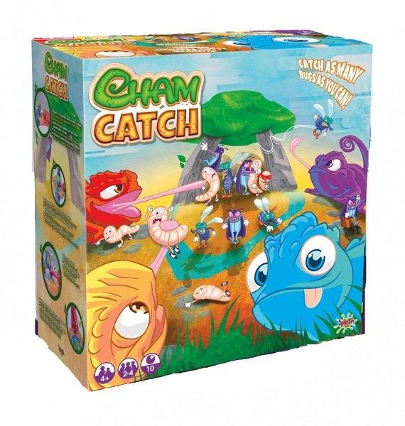 Купить Настольные игры, Электронная игра Splash Toys Голодные хамелеоны
