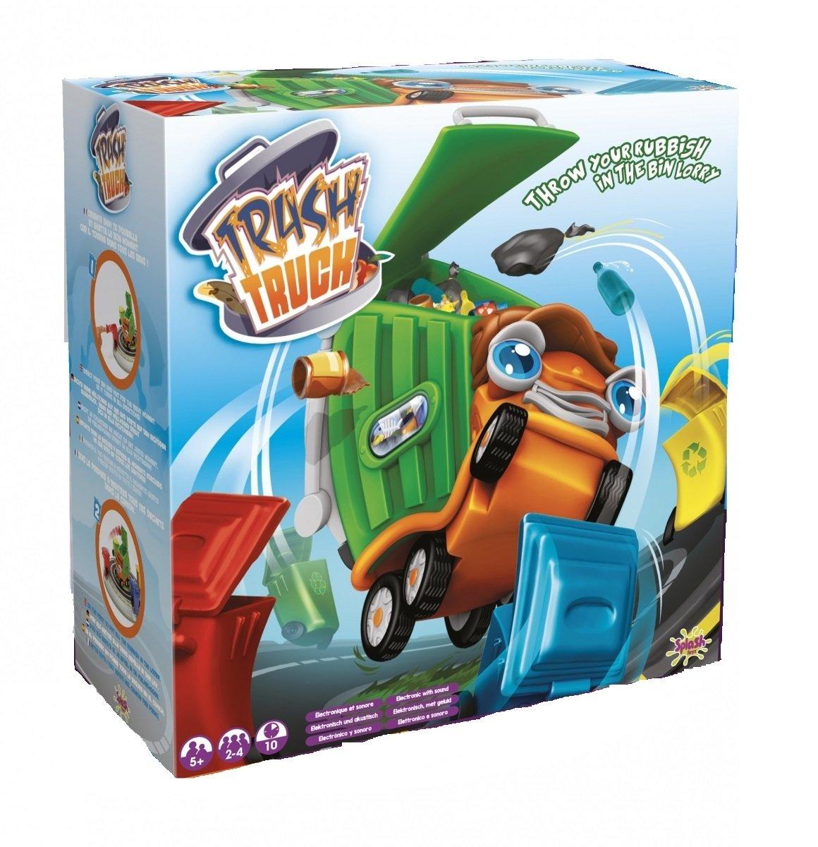 Электронная игра Splash Toys Мусоровоз фото 1