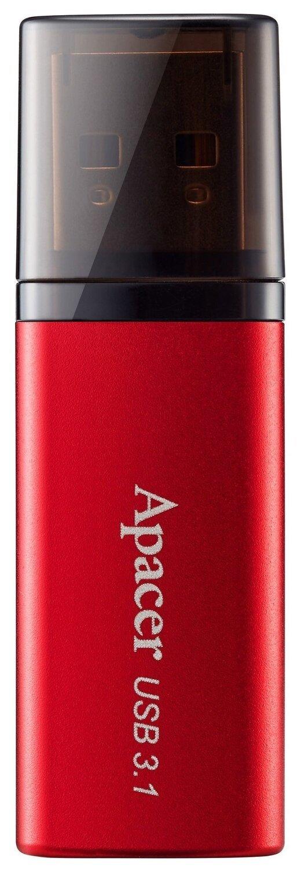 Накопичувач USB 3.1 APACER AH25B 32GB Red (AP32GAH25BR-1) фото