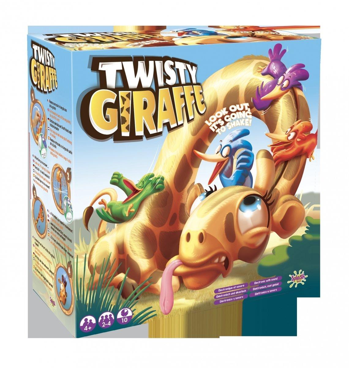Электронная игра Splash Toys Жираф фото 1