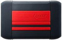 "Жесткий диск APACER 2.5"" USB 3.1 AC633 1TB Red (AP1TBAC633R-1)"
