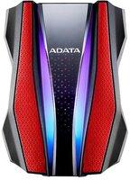 "Жесткий диск ADATA 2.5"" USB 3.2 1TB HD770G Black/Red (AHD770G-1TU32G1-CRD)"