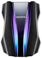 "Жорсткий диск ADATA 2.5"" USB 3.2 2TB HD770G Black (AHD770G-2TU32G1-CBK)"