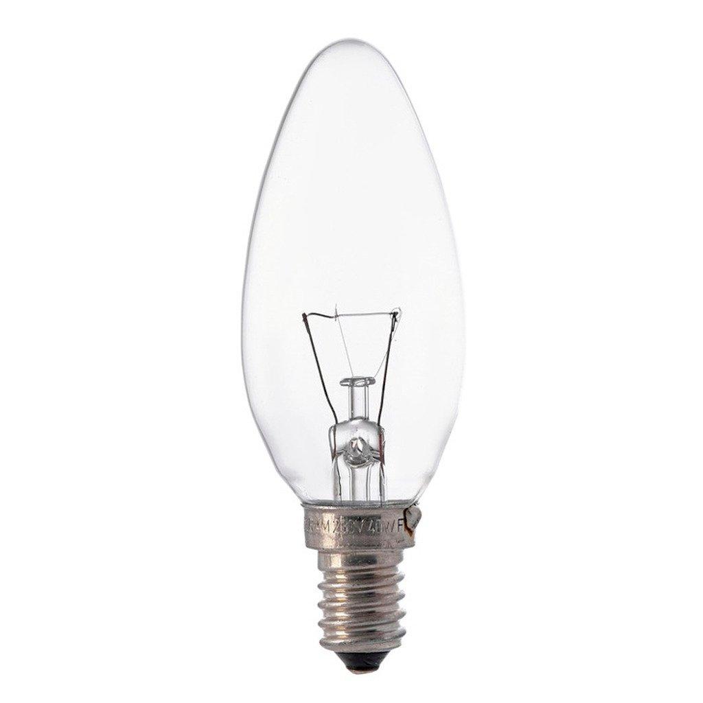 Лампа накаливания Osram E14 40W 230V B35 CL CLAS (4008321788641) фото