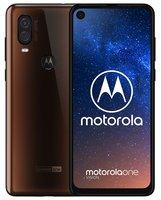 Смартфон Motorola One Vision 4/128GB Bronze