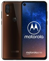 Смартфон Motorola One Vision 4/128GB Bronze