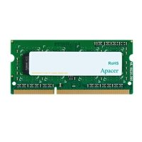 Пам'ять для ноутбука APACER DDR3 1600 2GB 1.35V (DV.02G2K.HAM)