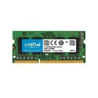 Пам'ять для ноутбука Micron Crucial DDR3 1866 4GB SO-DIMM 1.35V/1.5V (CT51264BF186DJ)