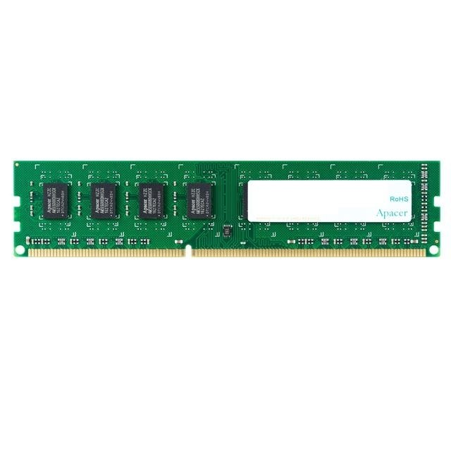 Пам'ять для ПК APACER DDR3 1600 2GB 1.5V (DL.02G2K.HAM) фото1