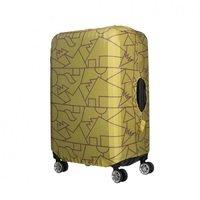 Чехол для чемодана Tucano Compatto Mendini M, лайм