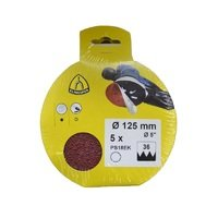 Круг шлифовальный Klingspor PS 18 EK 125х240, 5SRT, 5шт. (315490)