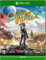 Игра The Outer Worlds (Xbox One, Русские субтитры)