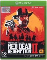 Игра Red Dead Redemption 2 (Xbox One, Русские субтитры)