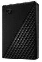 "Жесткий диск WD 2.5"" USB 3.2 Gen 1 5TB My Passport Black (WDBPKJ0050BBK-WESN)"