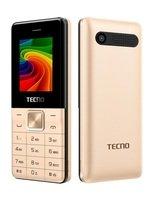 Мобильный телефон Tecno T301 DS Champagne Gold