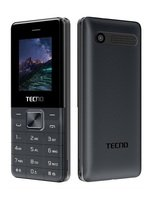 Мобільний телефон Tecno T301 DS Black