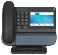 Проводной IP-телефон Alcatel-Lucent 8078s WW Premium Deskphone BT Moon Gray