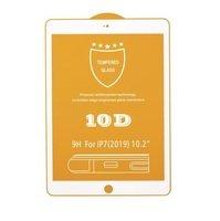 Стекло 2E для Apple iPad 10.2 2019 2.5D FCFG White border