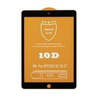 Стекло 2E для Apple iPad 10.2 2019 2.5D FCFG Black border