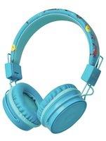 Наушники Trust Comi Kids Over-Ear Blue