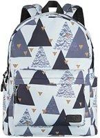 Рюкзак 2Е TeensPack Triangles White
