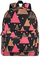 Рюкзак 2Е TeensPack Triangles Black