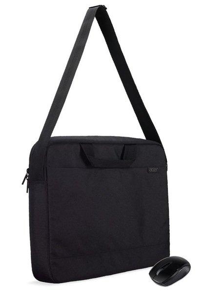 Сумки для ноутбуков, Стартовий комплект для ноутбука Acer (миша+сумка 15.6 ) NOTEBOOK STARTER KIT  - купить со скидкой