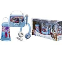 Подарочный набор eKids Disney Frozen 2 Караоке + Портативный ночник + Наушники